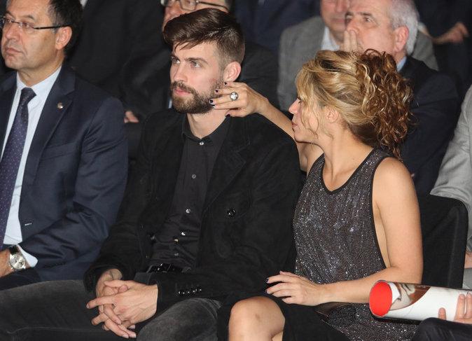 Shakira heureuse pour son Gérard