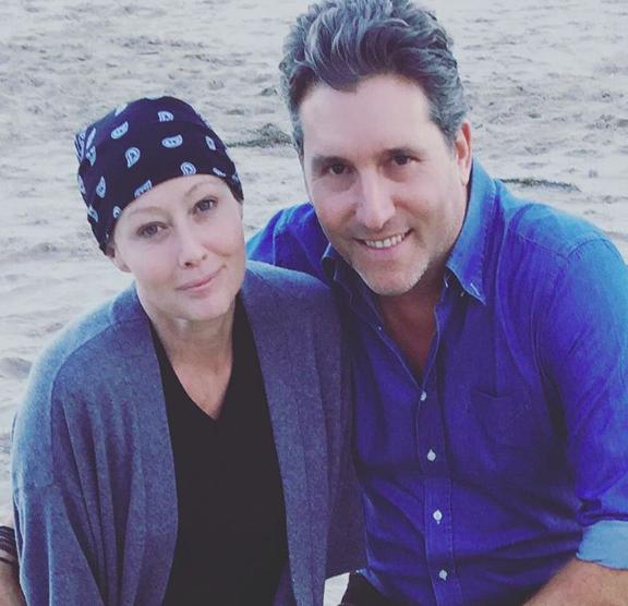 Shannen Doherty dévoile des photos de son combat contre le cancer