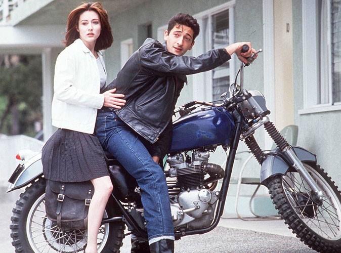 Photos : Shannen Doherty et Adrien Brody dans le film Jailbreakers en 1994