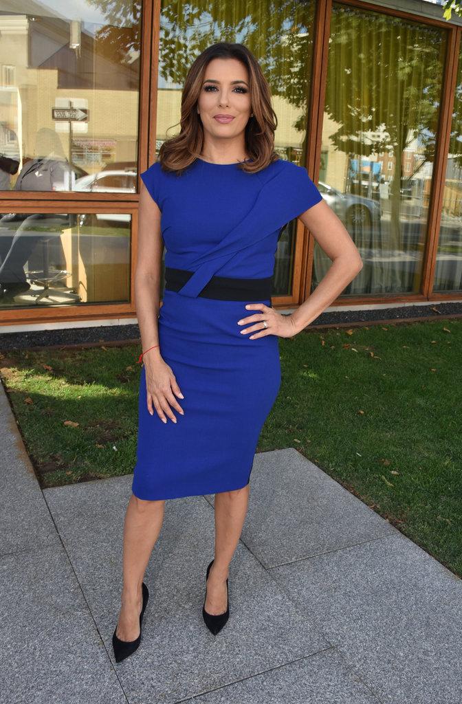 Eva Longoria en 2016