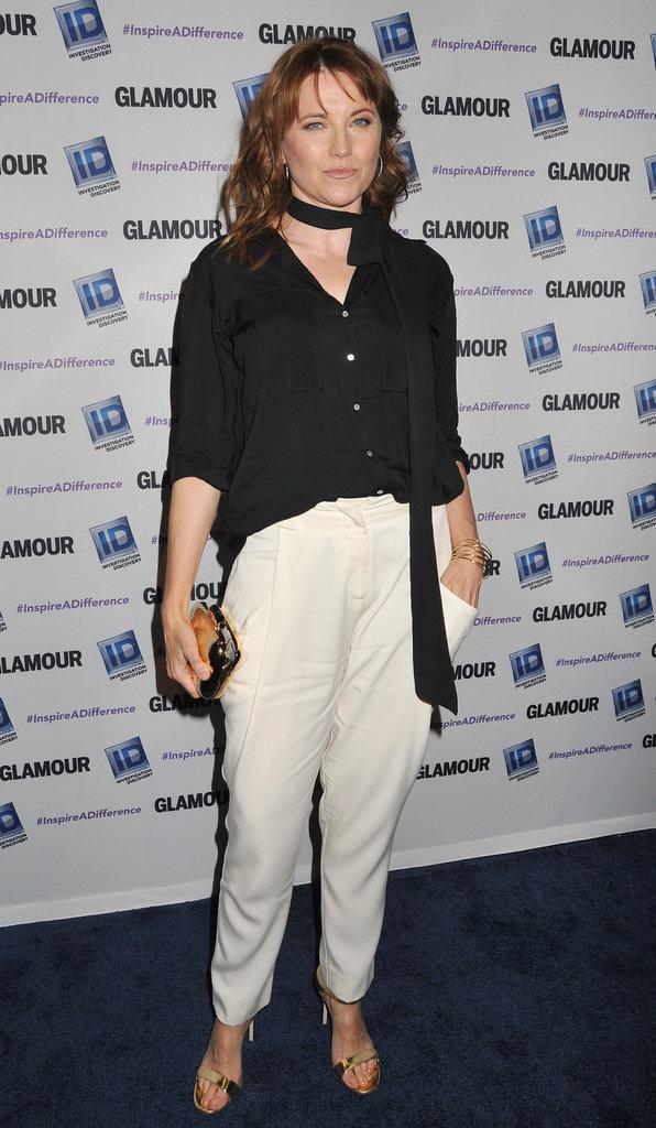 Lucy Lawless en 2015