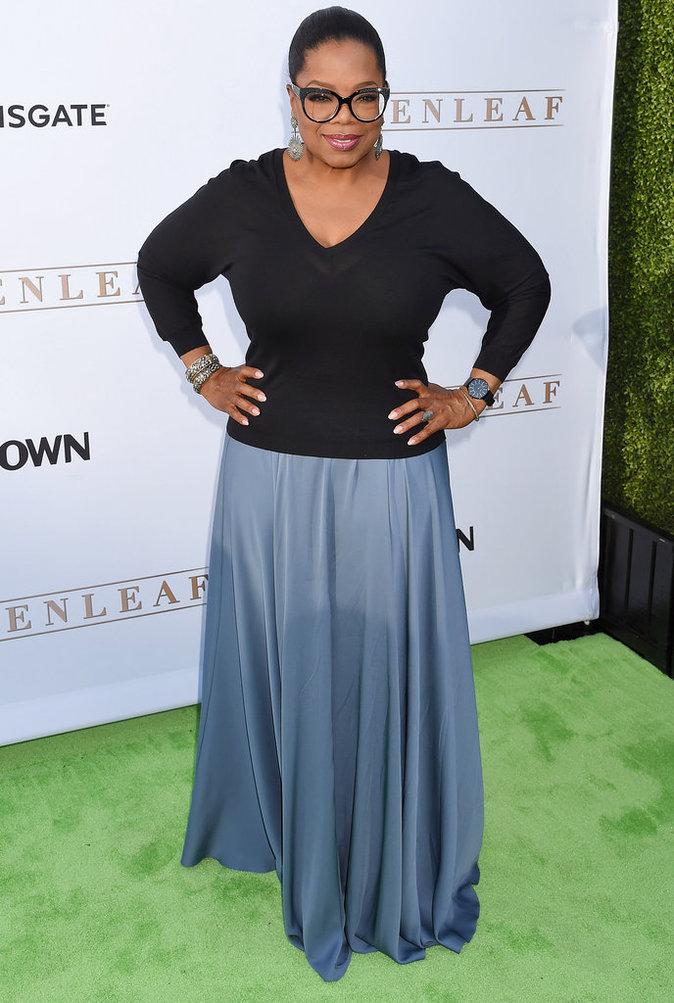 Oprah Winfrey en 2016