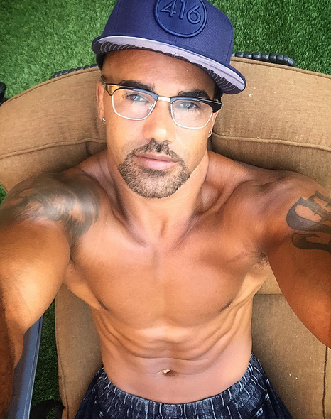 Nude Pictures Of Shemar Moore 4