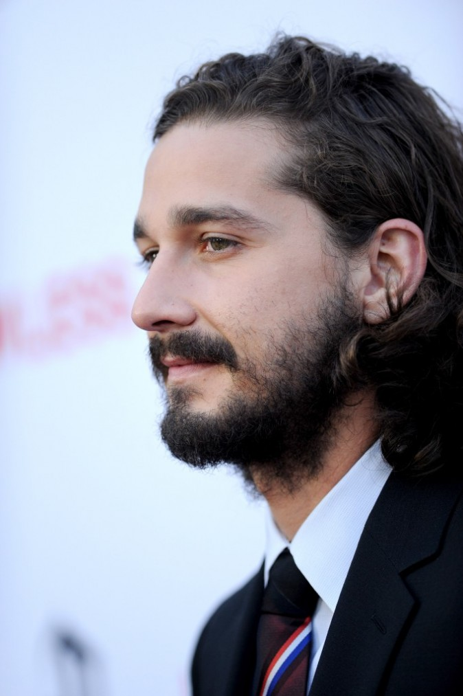 Shia Labeouf, Los Angeles, 22 aout 2012.