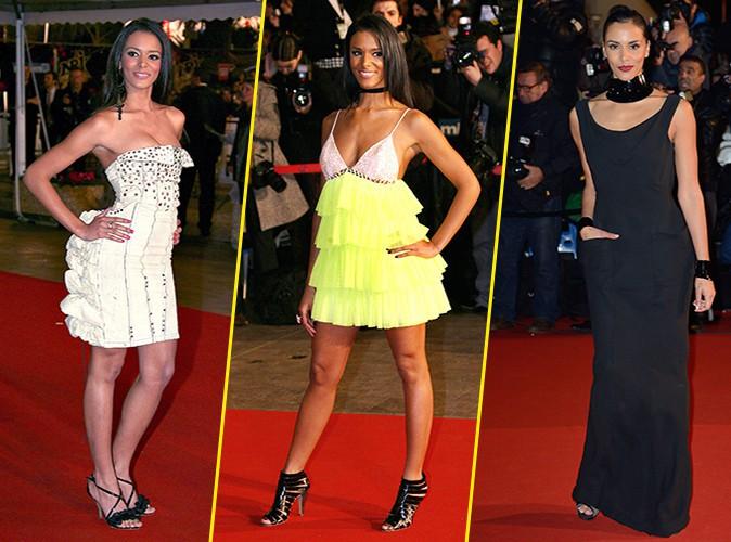 Photos : Shy'm : découvrez son évolution mode sur le tapis des NRJ Awards de 2007 à aujourd'hui !