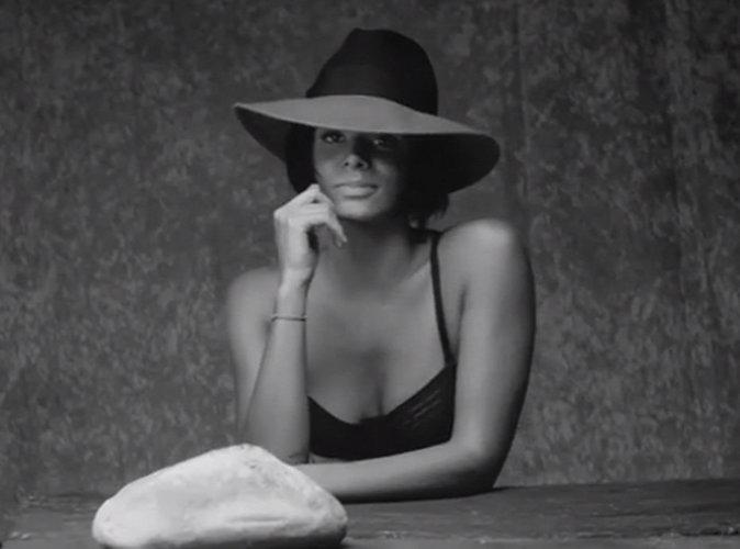 """Shy'm : dénudée pour sa version de """"Tandem"""", le tube de Vanessa Paradis !"""