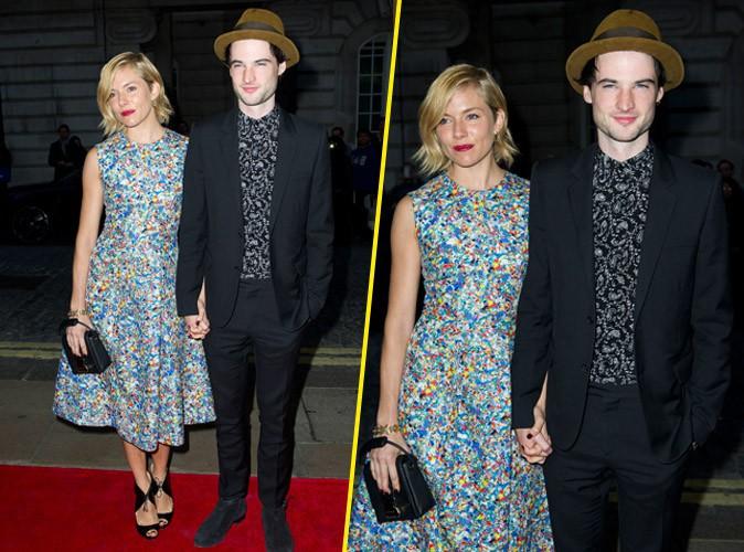 Sienna Miller et Tom Sturridge : un tandem glamour et fou amoureux !