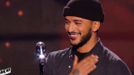 Photos : Slimane : The Voice, le télé-crochet de la dernière chance !