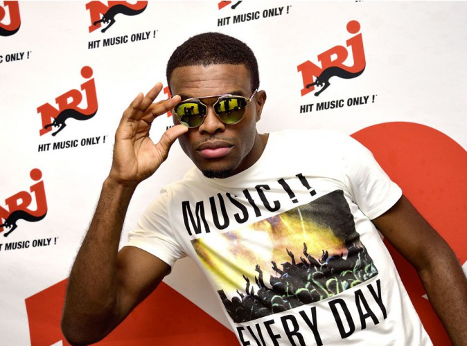 OMI à la NRJ Pool Party à Paris, le 20 mai 2015