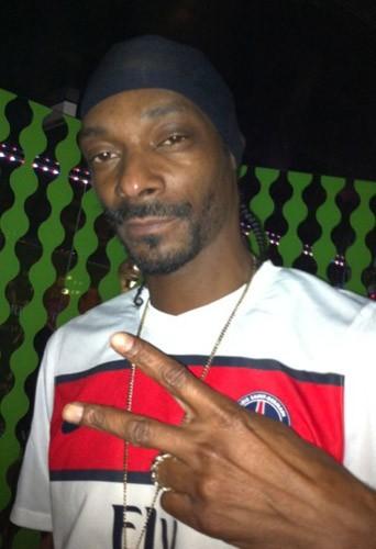 Snoop Dogg au VIP Room Theater à Paris, le 5 octobre 2011.