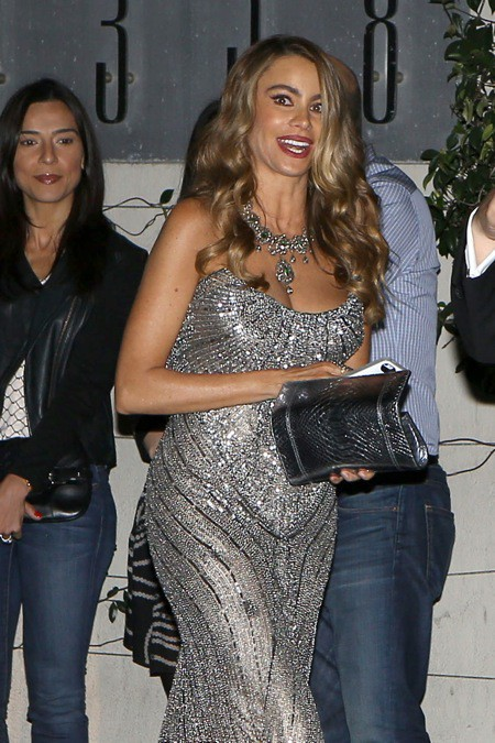 Photos : Sofia Vergara : canon, la star brillait de mille feux pour se rendre à la SAG After Party !