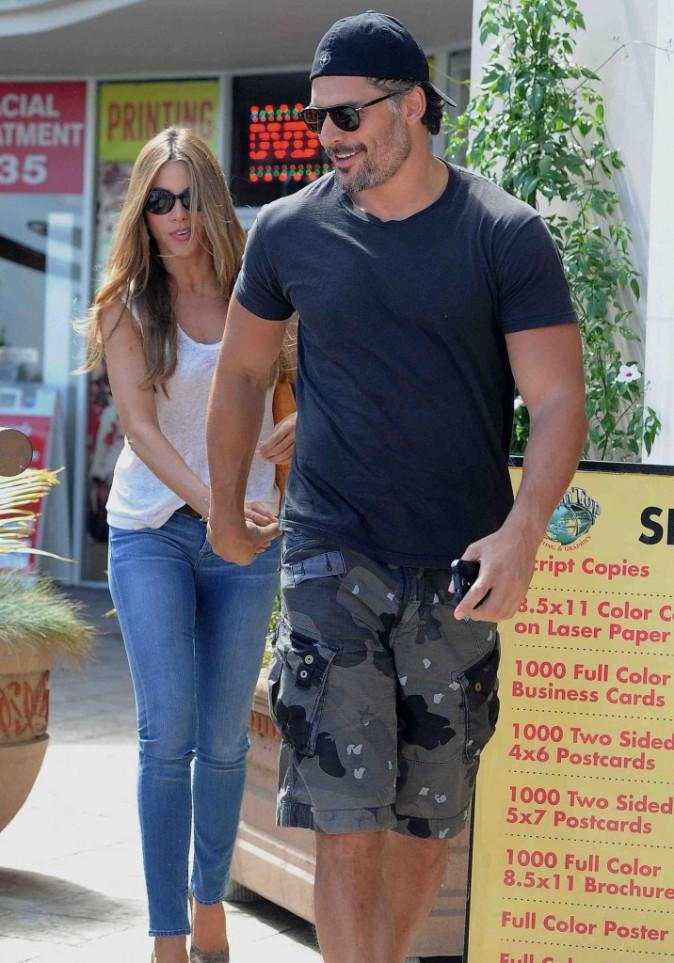 Sofia Vergara et Joe Manganiello : de retour de vacances, ils sont plus complices que jamais !
