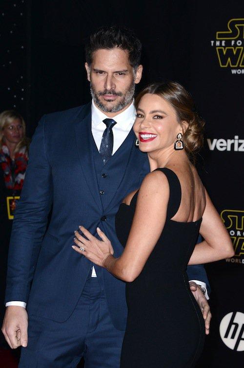 Photos : Sofia Vergara et Joe Manganiello : première sortie officielle réussie pour les jeunes mariés !
