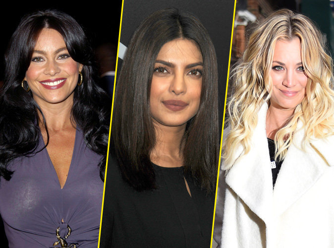 Sofia Vergara, Priyanka Chopra, Kaley Cuoco : qui est l'actrice télé la mieux payée du monde ?