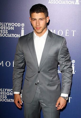 Nick Jonas à Los Angeles le 14 août 2014