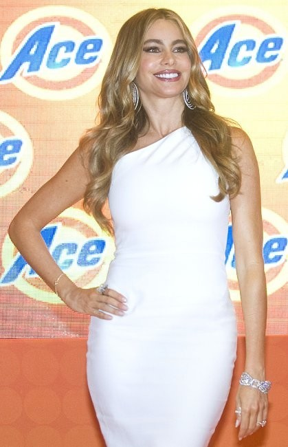 Sofia Vergara le 26 juin 2013 à Mexico