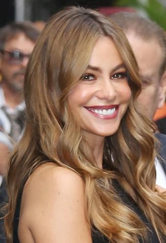 Sofia Vergara à New York le 22 septembre 2014