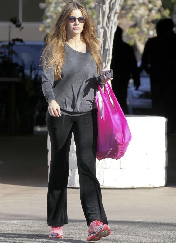 Sofia Vergara le 31 janvier 2013 à Westwood