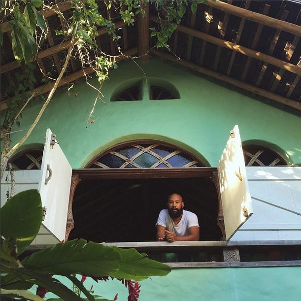 Photos : Solange Knowles et Alan Ferguson : une lune de miel exotique !