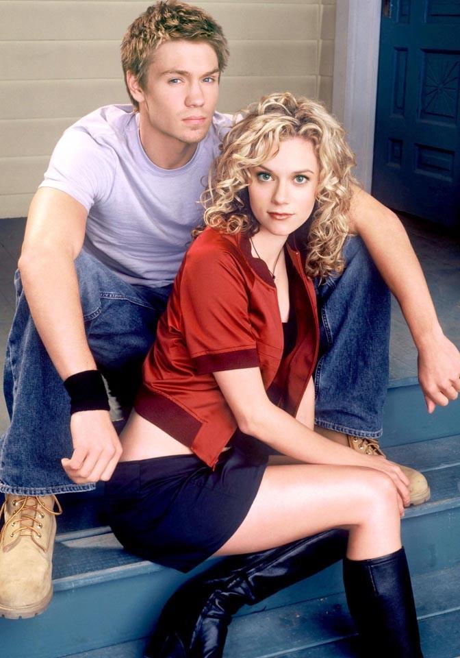 Quand Peyton (Hilarie Burton) craquait sur Lucas (Chad Michael Murray) ...