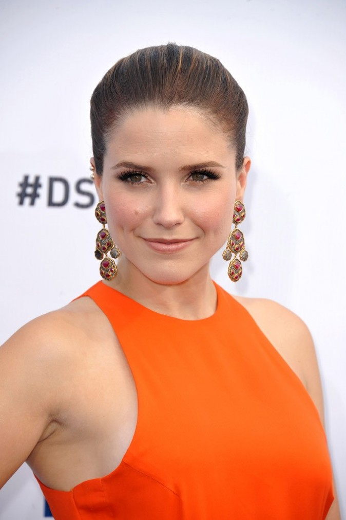 Sophia Bush à la cérémonie des Do Something Awards le 19 août 2012 à Santa Monica