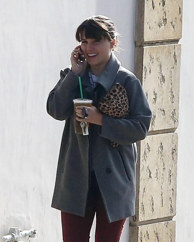 Sophia Bush le 27 décembre 2012 à Beverly Hills