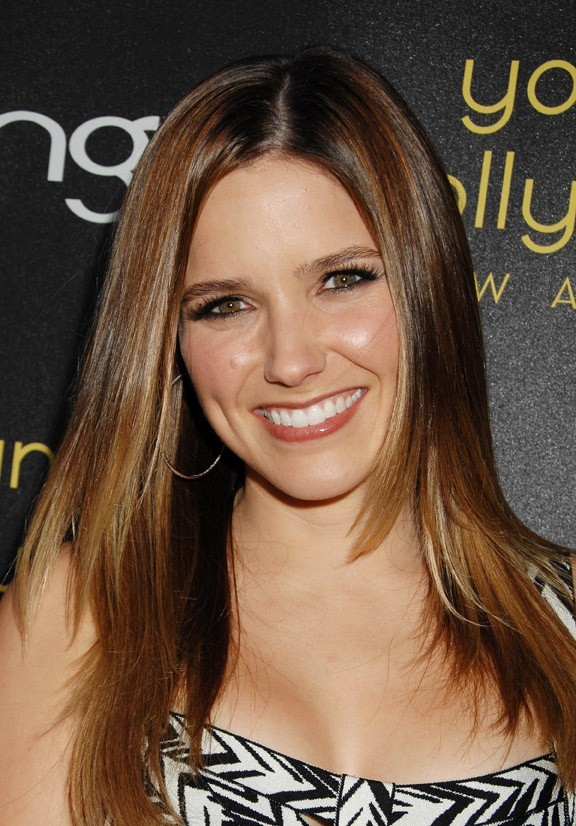 Sophia Bush aux Annual Young Hollywood Awards le 14 juin 2012