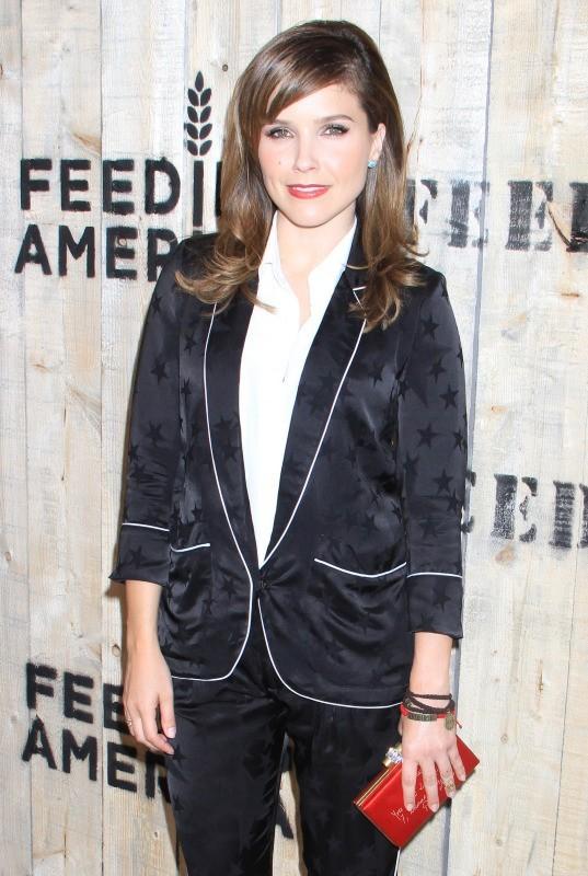 Sophia Bush le 19 juin 2013 à New York