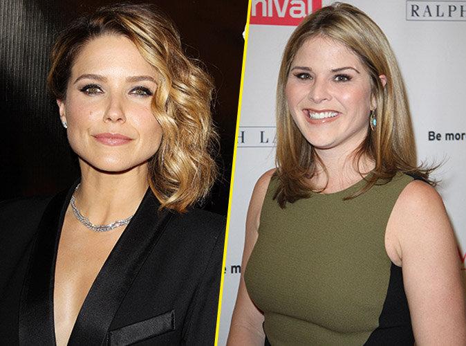Sophia Bush en a assez d'être prise pour la jumelle de Jenna Bush !