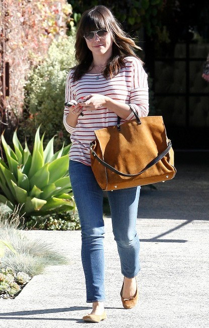 Sophia Bush le 17 janvier 2013 à Los Angeles