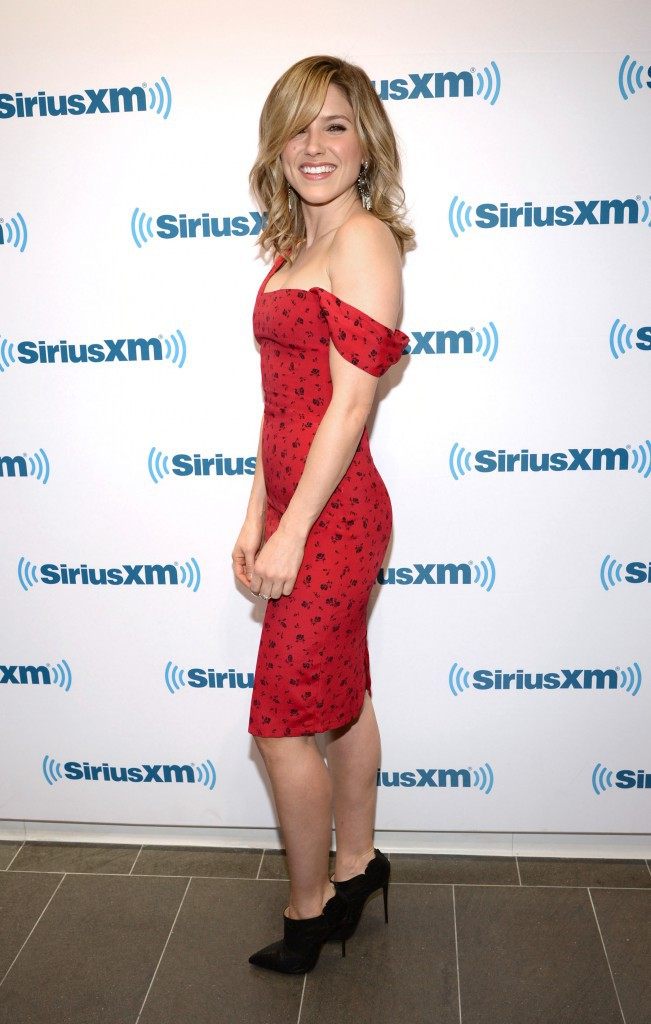 """Photos : Sophia Bush : pétillante et sexy, elle vole la vedette à Lena Dunham et ses """"Girls"""" !"""