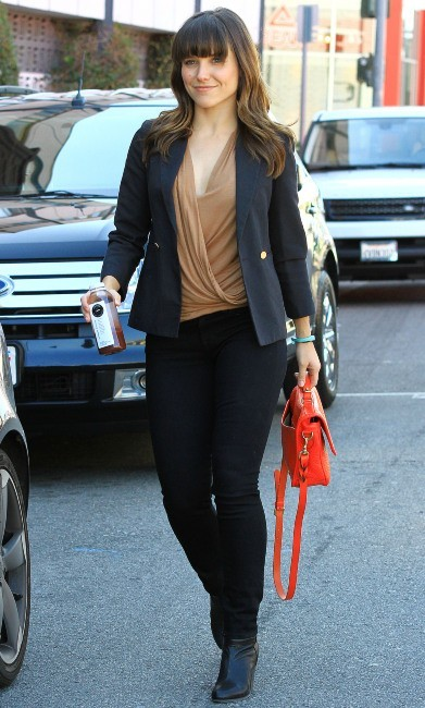 Sophia Bush le 27 février 2013 à Los Angeles