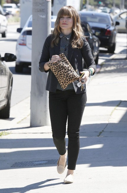 Sophia Bush à Beverly Hills, le 10 avril 2013.