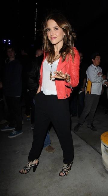Sophia Bush à Los Angeles, le 1er avril 2012.