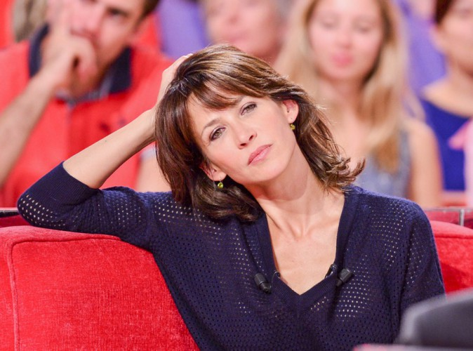 Sophie Marceau : beauté naturelle et charmeuse chez Michel Drucker !