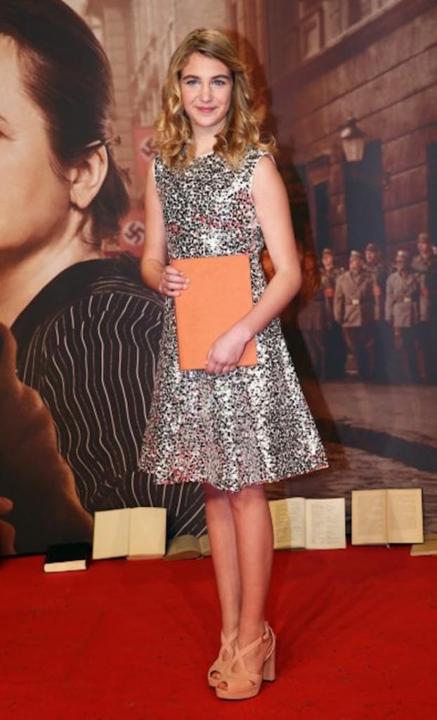 Sophie Nélisse, à seulement 13 ans, elle a conquis Hollywood !