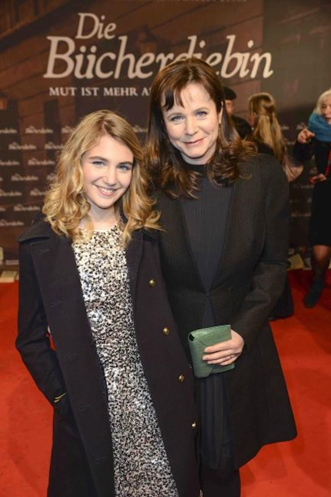 Sophie Nélisse et Emily Watson !