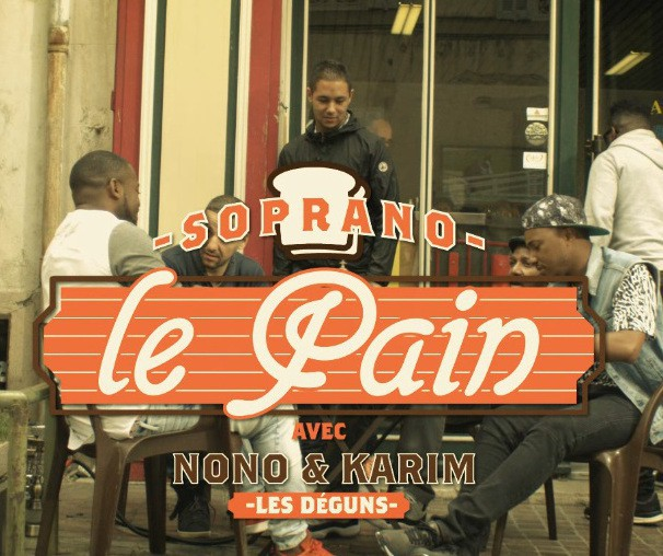 """Le clip """"Le pain"""" dévoilé le 20 mai 2015 à 18h18"""
