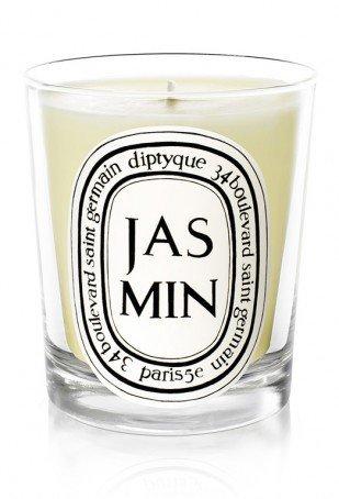 Une bougie parfumée Diptyque