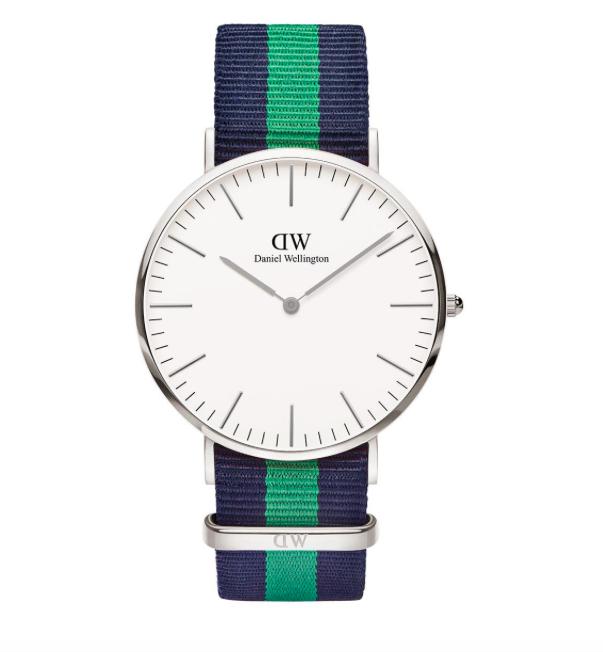 Une montre personnalisable - Daniel Wellington
