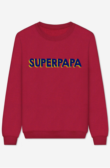 Pull Rad « Super Papa»