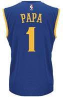 Un maillot de la NBA personnalisable
