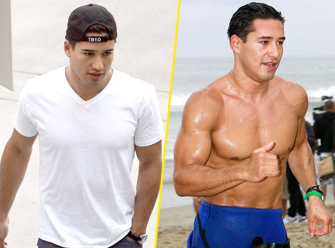 Photos : Mario López est de plus en plus sexy !