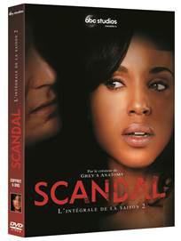 Coffret Scandal Saison 2