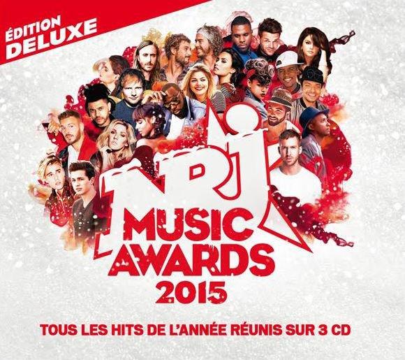 Compilation NRJ Music Awards 2015