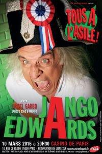 """Jango Edwards """"Tous à l'asile"""""""