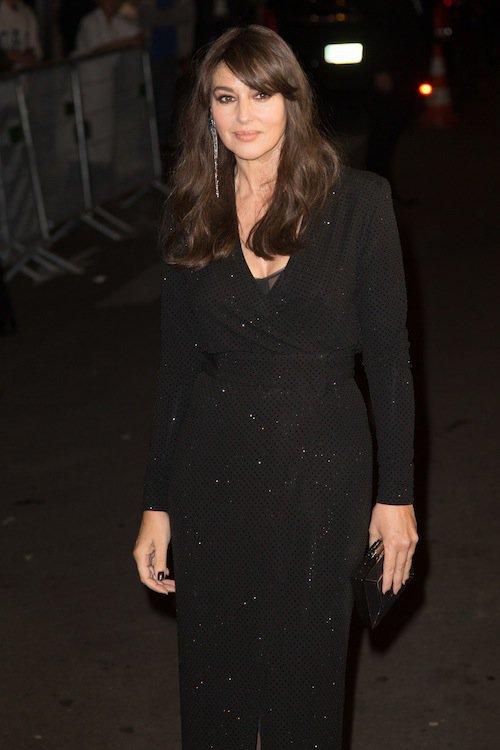 Monica Bellucci à la première de Spectre à Paris, le 29 octobre 2015