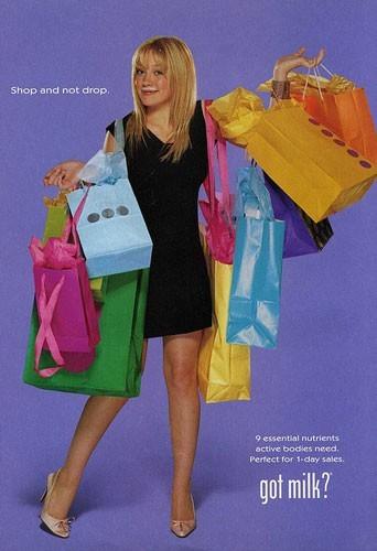Hilary Duff en 2003