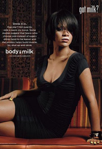 Rihanna en 2008