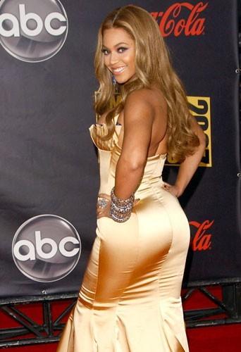 Star sexy : les grosses fesses de Beyoncé